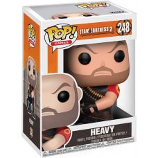 Фигурка Team Fortress 2 - POP! Games - Heavy (9.5 см)