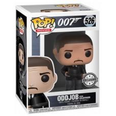 Фигурка 007 - POP! Movies - Oddjob from Goldfinger (Throwing Hat) (Exc) (9.5 см)