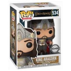 Фигурка The Lord of the Rings - POP! Movies - King Aragorn (Exc) (9.5 см)