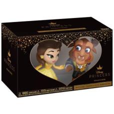 Набор фигурок Beauty and The Beast - Romance Series - Beast & Belle (6 см)