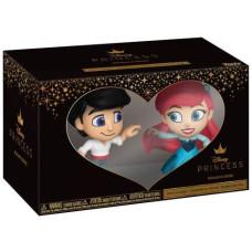 Набор фигурок The Little Mermaid - Romance Series - Eric & Ariel (6 см)