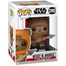 Головотряс Star Wars - POP! - Wicket W Warrick (9.5 см)
