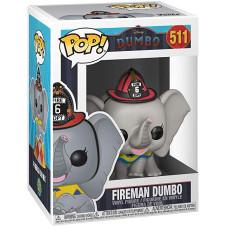 Фигурка Dumbo - POP! - Fireman Dumbo (9.5 см)