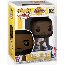 Фигурка NBA - POP! Basketball - Lebron James (White Uniform) (9.5 см)