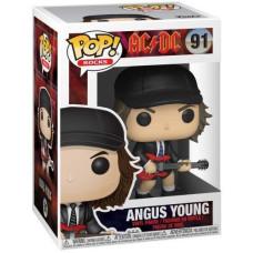 Фигурка AC/DC - POP! Rocks - Angus Young (9.5 см)