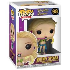 Фигурка Britney Spears - POP! Rocks - Britney Spears (Slave 4U) (9.5 см)