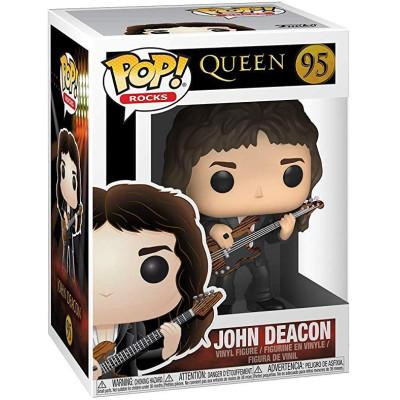 Фигурка Queen - POP! Rocks - John Deacon (9.5 см)
