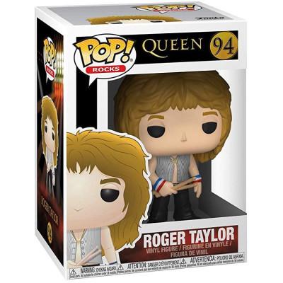 Фигурка Queen - POP! Rocks - Roger Taylor (9.5 см)