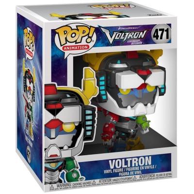 Фигурка Voltron: Legendary Defender - POP! Animation - Voltron (15 см)