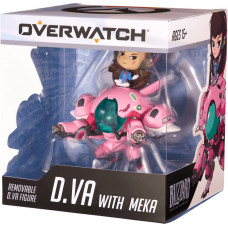 Фигурка Overwatch - Cute But Deadly - D.Va with Meka (8 см)