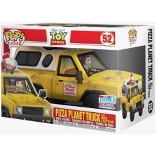 Фигурка Toy Story - POP! Rides - Pizza Planet Truck and Buzz Lightyear (9.5 см)