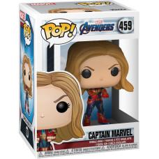 Головотряс Avengers: Endgame - POP! - Captain Marvel (9.5 см)
