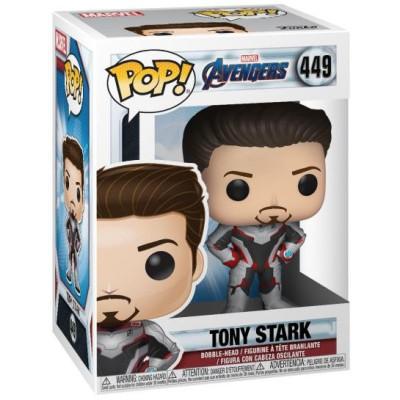 Фигурка Funko Головотряс Avengers: Endgame - POP! - Tony Stark 36660 (9.5 см)