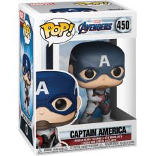 Головотряс Avengers: Endgame - POP! - Captain America (9.5 см)