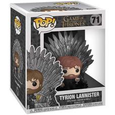 Фигурка Game of Thrones - POP! Deluxe - Tyrion Lannister (on Iron Thron) (14 см)