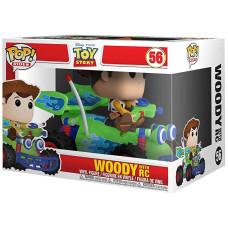 Фигурка Toy Story - POP! Rides - Woody with RC (9.5 см)