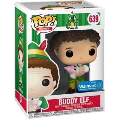 Фигурка Funko Elf - POP! Movies - Buddy Elf (Exc) 32339 (9.5 см)