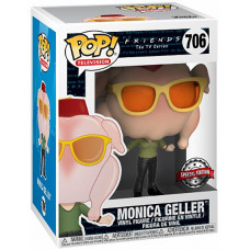 Фигурка Friends: The TV Series - POP! TV - Monica Geller (Exc) (9.5 см)