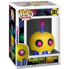 Фигурка Five Nights at Freddy's: Blacklight - POP! Games - Blacklight Cupcake (Exc) (9.5 см)