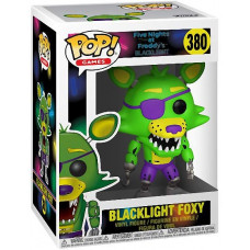 Фигурка Five Nights at Freddy's: Blacklight - POP! Games - Blacklight Foxy (Exc) (9.5 см)