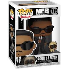 Фигурка Men In Black - POP! Movies - Agent J & Frank (9.5 см)