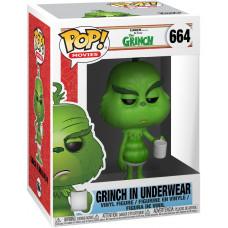 Фигурка The Grinch - POP! Movies - Grinch in Underwear (Exc) (9.5 см)