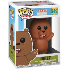 Фигурка We Bare Bears - POP! Animation - Grizzly (9.5 см)