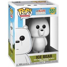 Фигурка We Bare Bears - POP! Animation - Ice Bear (9.5 см)