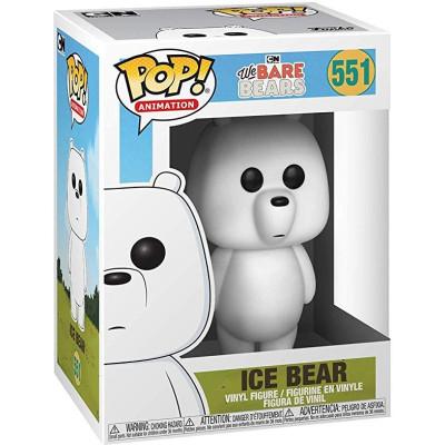 Фигурка We Bare Bears - POP! Animation - Ice Bear (9.5 см)