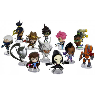 Фигурка Overwatch - Cute But Deadly - Blind Series 3 (1 шт, 5-6 см)