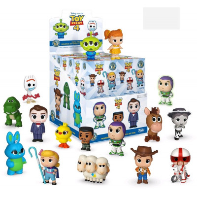 Фигурка Funko Toy Story 4 - Mystery Minis (Exc3) (1 шт, 7.5 см) 37411
