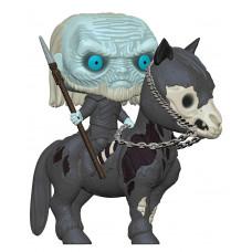 Фигурка Game of Thrones - POP! Rides - White Walker on Horse (9.5 см)