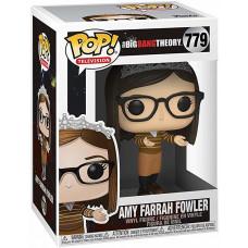 Фигурка Big Bang Theory - POP! TV - Amy Farrah Fowler (9.5 см)