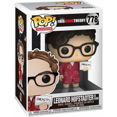 Фигурка Big Bang Theory - POP! TV - Leonard Hofstadter in Robe (9.5 см)