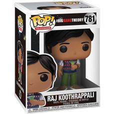 Фигурка Big Bang Theory - POP! TV - Raj Koothrappali (9.5 см)