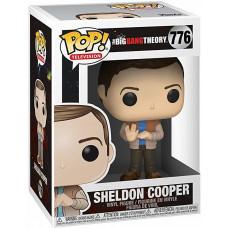 Фигурка Big Bang Theory - POP! TV - Sheldon Cooper (9.5 см)