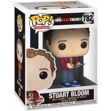 Фигурка Big Bang Theory - POP! TV - Stuart Bloom (9.5 см)