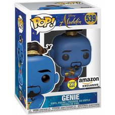 Фигурка Aladdin (Live) - POP! - Genie (Glows in The Dark) (Exc) (9.5 см)