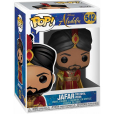 Фигурка Aladdin (Live) - POP! - Jafar The Royal Vizier (9.5 см)