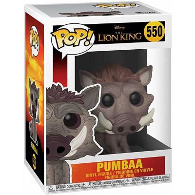 Фигурка The Lion King (Live Action) - POP! - Pumbaa (9.5 см)