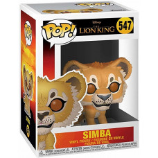 Фигурка The Lion King (Live Action) - POP! - Simba (9.5 см)