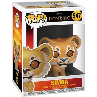 Фигурка The Lion King (Live Action) - POP! - Simba (9.5 см)