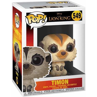 Фигурка The Lion King (Live Action) - POP! - Timon (9.5 см)