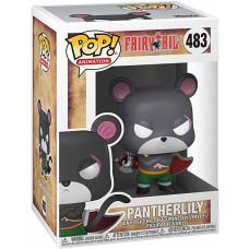 Фигурка Fairy Tail - POP! Animation - Pantherlily (9.5 см)