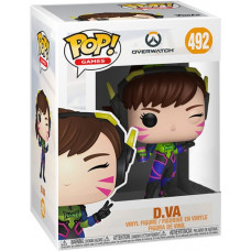 Фигурка Overwatch - POP! Games - D.Va (Nano Cola) (Exc) (9.5 см)