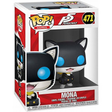 Фигурка Persona 5 - POP! Games - Mona (9.5 см)