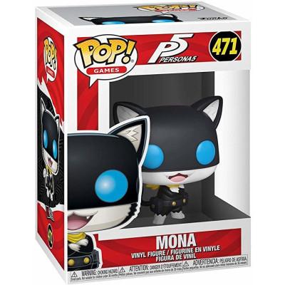 Фигурка Funko Persona 5 - POP! Games - Mona 37405 (9.5 см)