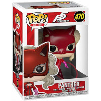 Фигурка Persona 5 - POP! Games - Panther (9.5 см)
