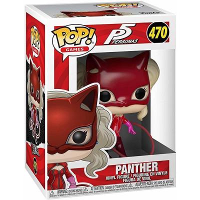 Фигурка Persona 5 - POP! Games - Panther (9.5 см)