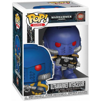 Фигурка Warhammer 40,000 - POP! Games - Ultramarines Intercessor (9.5 см)